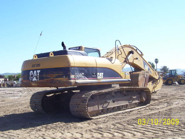 CAT 330CL KDD00188
