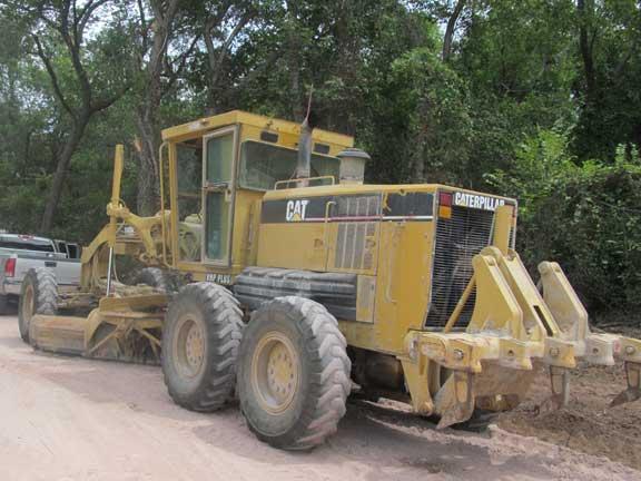 CAT 140H-VHP CCA00538
