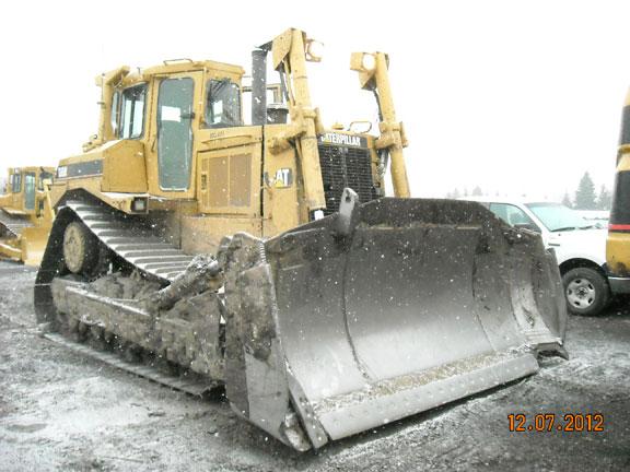 Cat D8N 05TJ01585