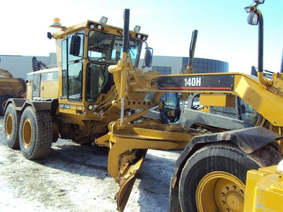 Cat 140H APM02056