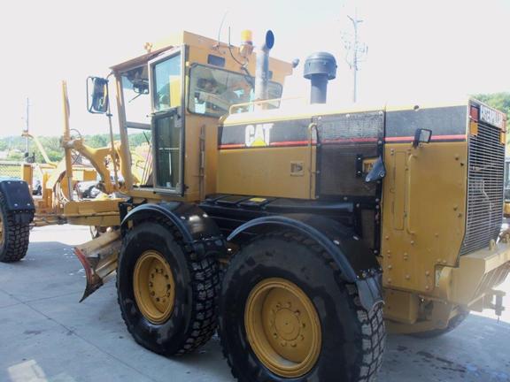 Cat 140H APM02894