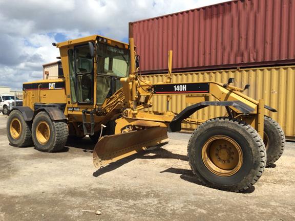 Cat 140H APM03311