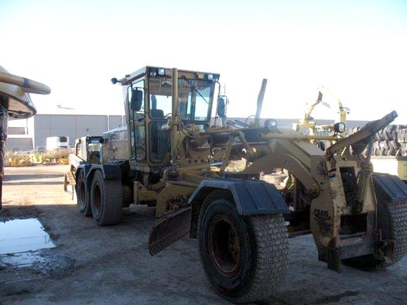 Cat 140H APM01122