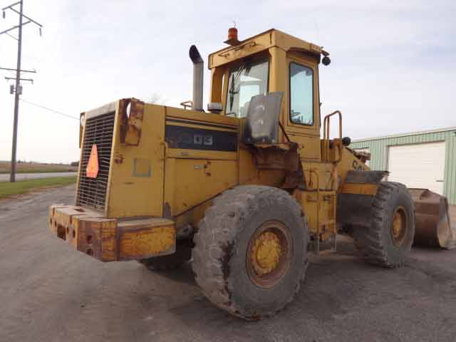 Cat 950B 22Z02736