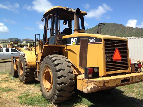 Cat 950G AXX00