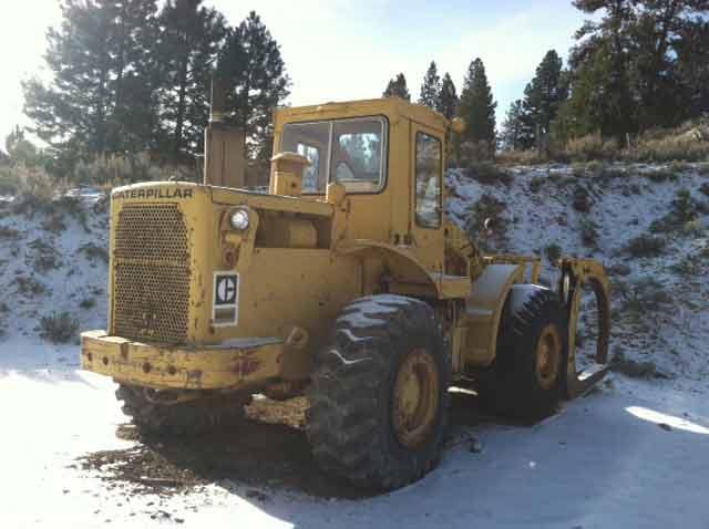 Cat 966C 76J11926