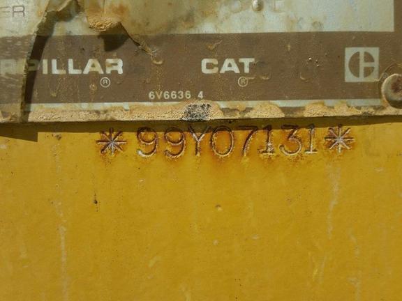 Cat 966E 99Y07131