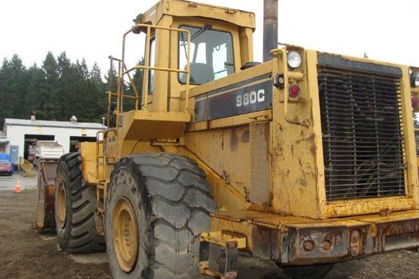Cat 980C 63X08309
