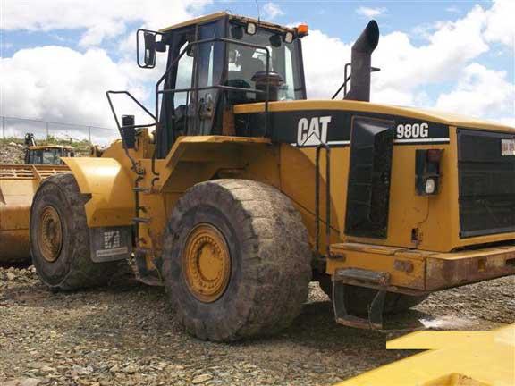 Cat 980G 2KR03718