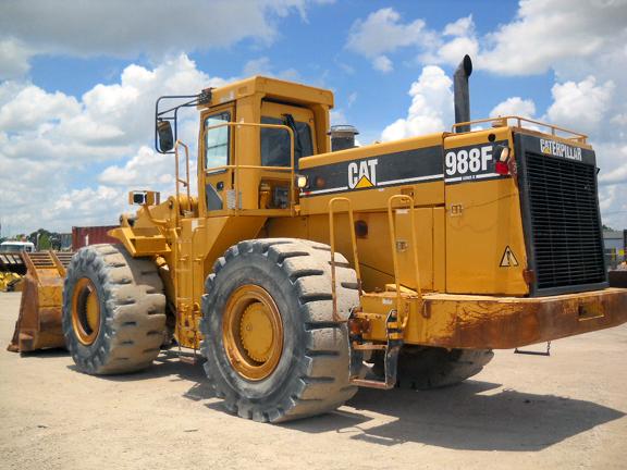 CAT 988F 2ZR02345