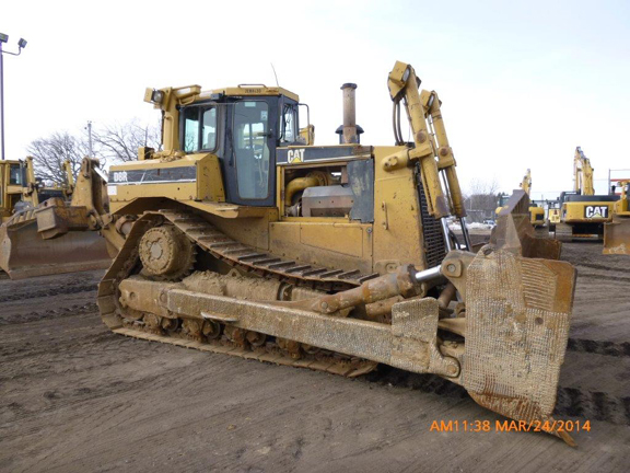 Cat D8R 7XM04430
