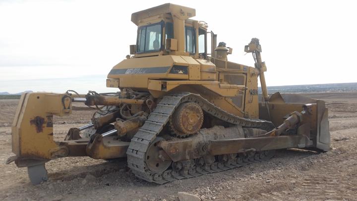 Cat D9N 1JD1830