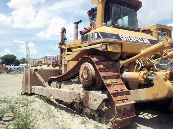 Cat D9N 1JD3088