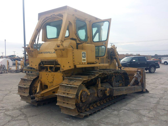 Cat D7G 92V02743