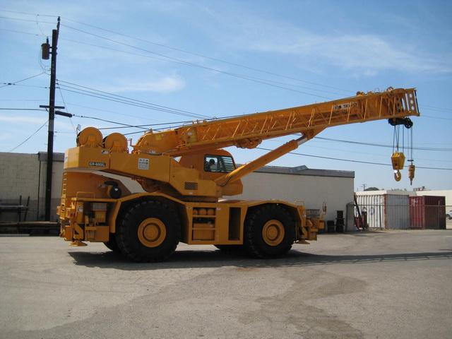 Crane GR600XL-1