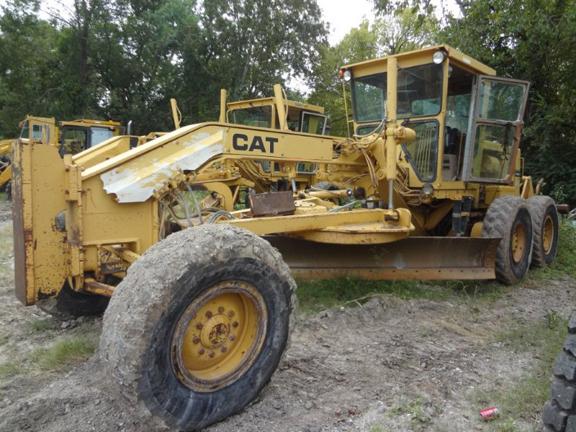 Cat 140G 72V11838
