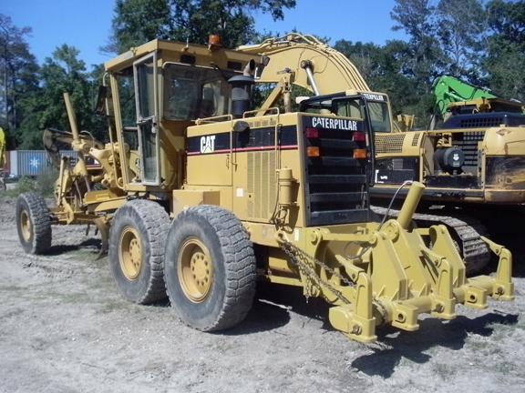 Cat 140H 2ZK01336