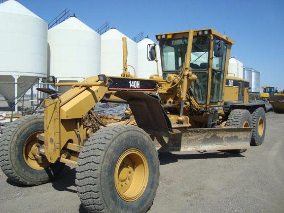 Cat 140H APM03207