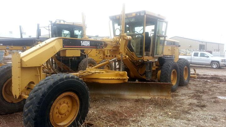 Cat 140H CCA01420