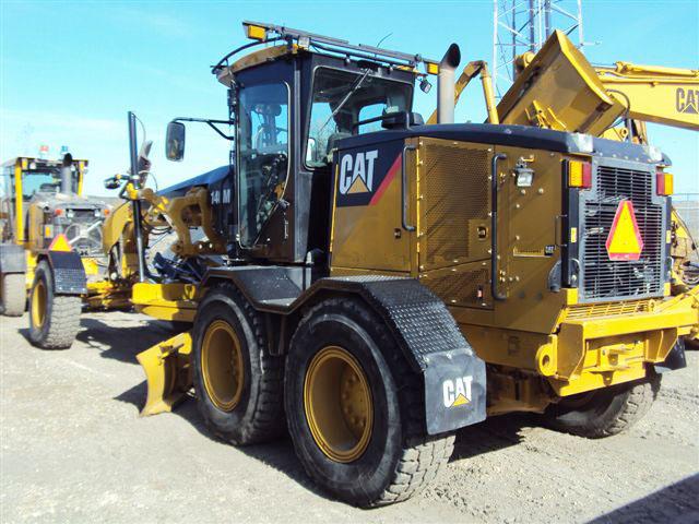 Cat 140M