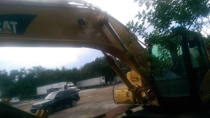 Cat 325CL BFE00284
