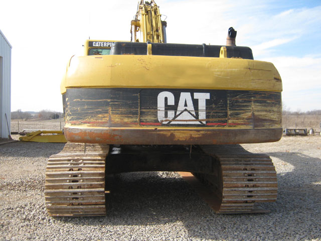 Cat 330CL DKY01535