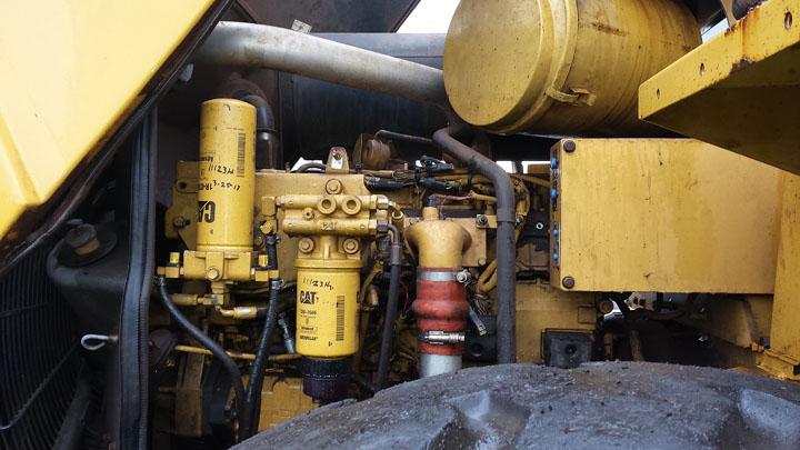 Cat 950G-II 0BAA00298