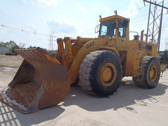 Cat 988B 050W75671