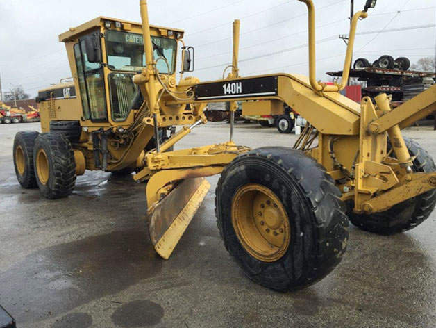 Cat 140HVHP APM01695