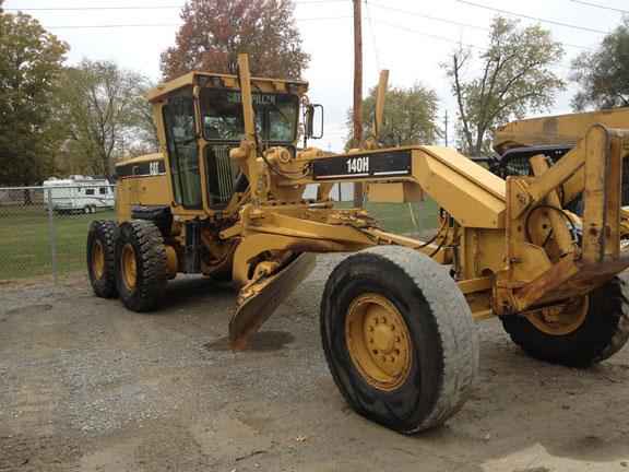 Cat 140HNA APM02444