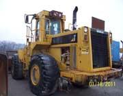 CAT 980C 63X09186