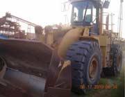 CAT 980F 8JN00701