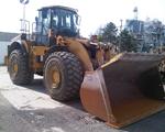 CAT 980H 0JMS00616