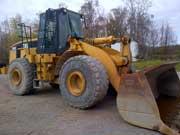 Cat 966G 3ZS004
